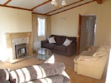 North Norfolk Caravan Holidays in Hunstanton, photos of our privately owned Cosalt Matisse 6 berth lodge caravan at Manor Park Holiday Villa...