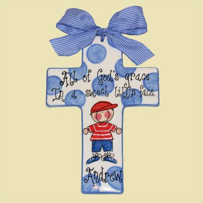 10 best images about baptism on pinterest baby quotes boy rooms personalized blue cross christian baby gifts christian baby room decor negle Gallery