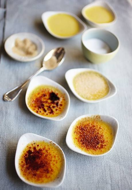 Crème Brûlèè -Rachel Khoo