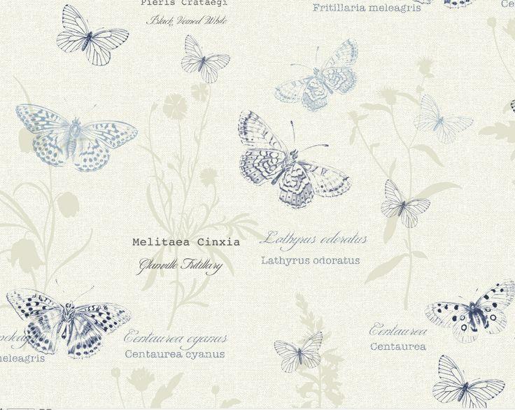 Papillon Chambray