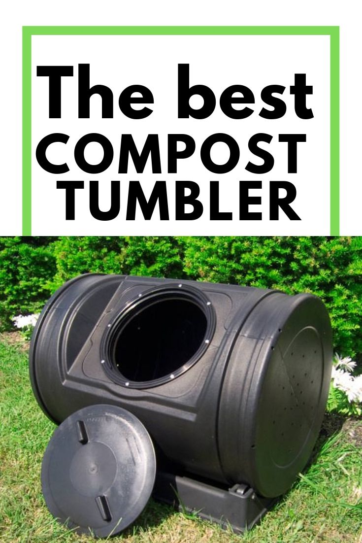 The Best Compost Tumbler Ready To Buy A Compost Bin And Start Composting Learn Where To Buy The Best Bins Compost Tumbler Compost How To Start Composting