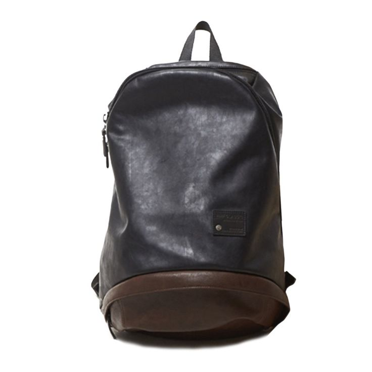 Urban || Classic Faux Leather Backpack