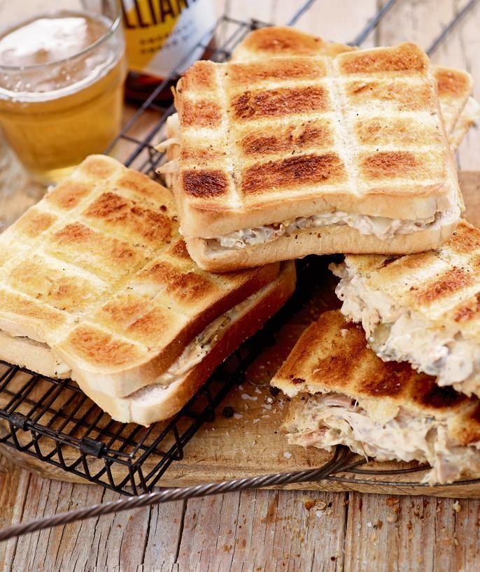 Resep: Jan Braai se hoender-mayonnaise-braaibroodjies | Netwerk24.com