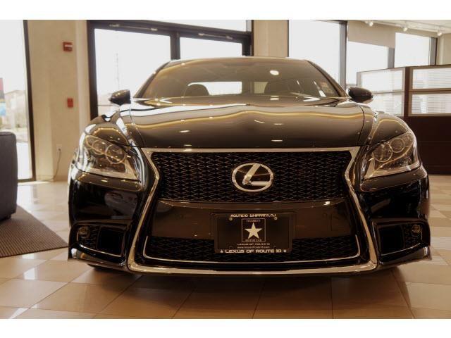 2013 Lexus LS 460 460 Sedan 4 Doors Obsidian Black for sale in Whippany, NJ Source: http://www.usedcarsgroup.com/used-lexus-for-sale-in-whippany-nj