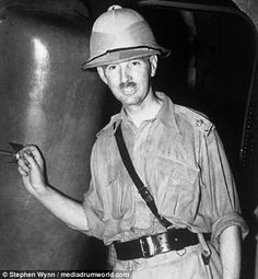 """Lt. General Arthur Percival unconditionally surrendered the British forces of Malaya and Singapore to the Japanese commander, Lt. General Tomoyuki Yamashita, the """"Tiger of Malaya."""""""