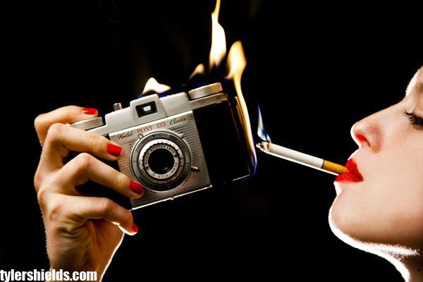 I am LOVING Tyler Shields' photography. Creative, inspiring, and GORGEOUS.
