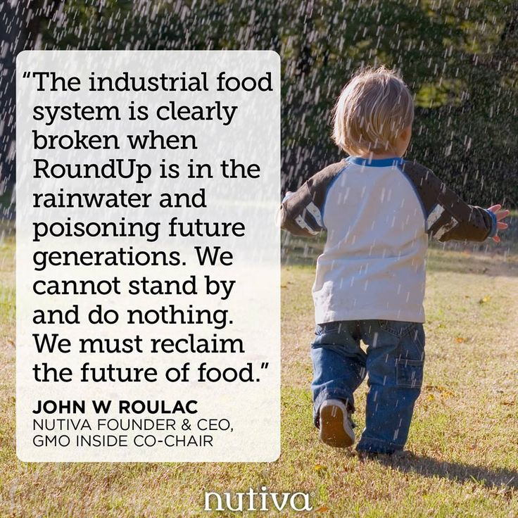 Ready to reclaim the future of food with us? #Food #Future #JohnRoulac Nutiva