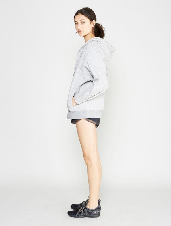 Adidas by Stella McCartney   Essential Cotton Hoodie   MYCHAMELEON.COM.AU
