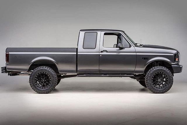 Follow Cpaddict Grey Obs Ford Pickup Clean Follow Short Extended Obsford 4x4 Ford Pickup Trucks Ford Pickup Trucks