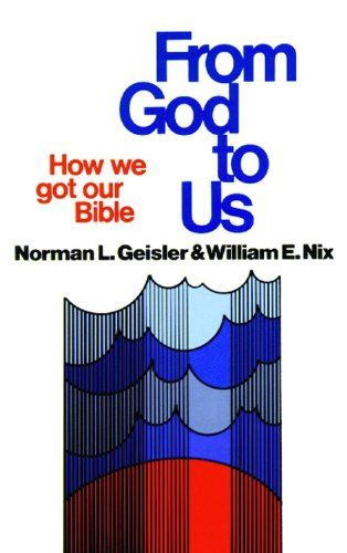 From God To Us: How We Got Our Bible by Norman Geisler http://www.amazon.com/dp/0802428789/ref=cm_sw_r_pi_dp_X6Zgub14DS1FT