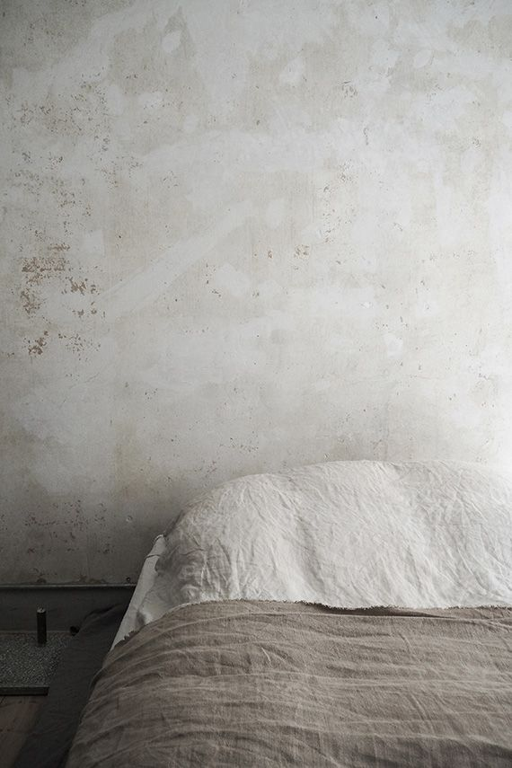 The Frama Apartment via Hannah In The House%categories%Bedroom Scandinavian Grey Rugs