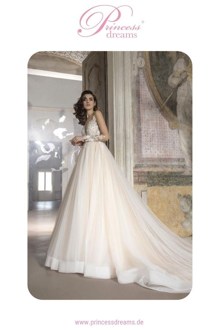 Brautkleid Toi Spose Spitze Glitzer | Dieses Brautkleid ...