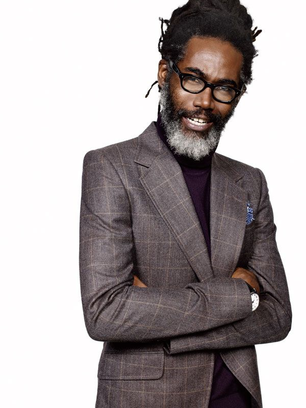 1000  images about African American Men with GRAY Beards! on
