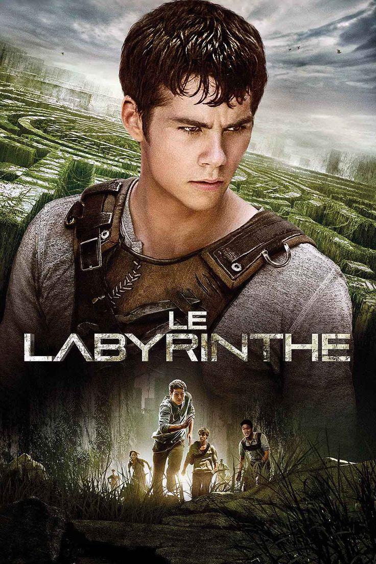 Le Labyrinthe film de Wess Ball avec Dylan O'Brien, Kaya Scodelario, Ki Hong Lee. Thomas se réveille près d'un labyrinthe, ou est-il? Qui est-il? The Maze Runner.
