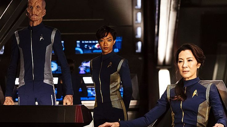 Fall TV 2017: CBS new series trailers, including 'Star Trek Discovery' – TV By The Numbers by zap2it.com