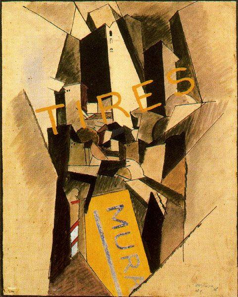 Nueva York, 1916, Albert Gleizes
