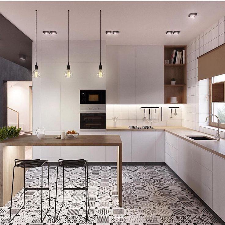 Kitchen, keep it simple