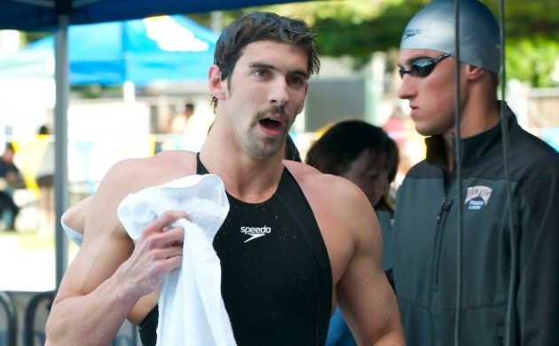 Michael: Champion swimmer Michael Phelps' full name is Michael Fred Phelps II.