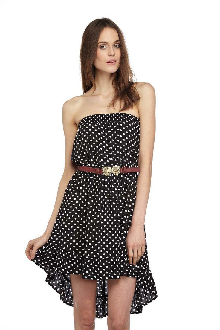 Havana Strapless Dress | Cotton On