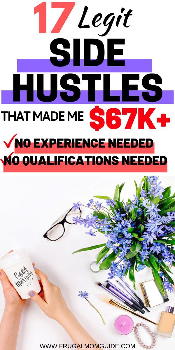 17 Best Side Hustle Ideas to Make Extra Money Now – SIDE HUSTLE IDEAS
