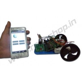Android Application Controlled Bot