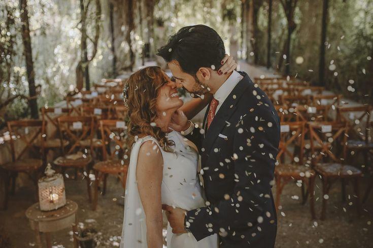 wedding decor, planner, organizacion eventos, inspiracion boda, recien casados, happy couple, hooray | Photo by Óscar Guillén