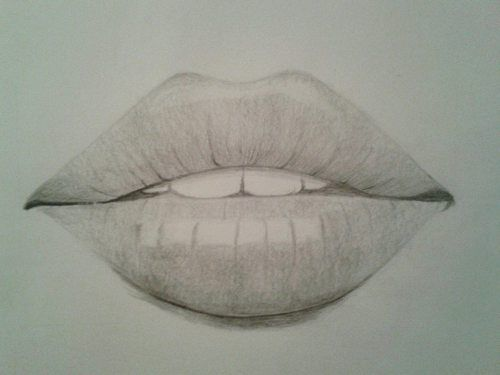 Pencil sketch by formasiculoare // shape and color