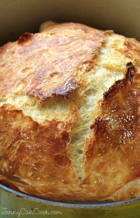 No Knead Bread – Meine eigenen gesunden Rezepte #brot backen #bread recipes #easy brea …   – Brot Ideen