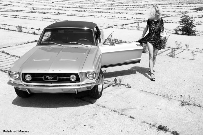 Black White Car Art Photography Mustang Rad Rides Pinterest
