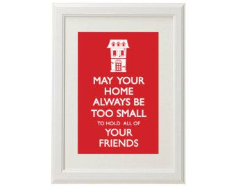 Housewarming Quotes