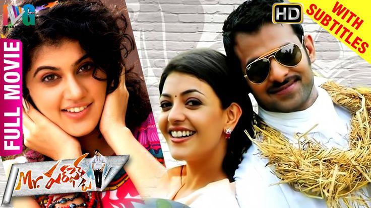 Mr Perfect Telugu Full Movie | Prabhas | Kajal Aggarwal | Taapsee | DSP ...