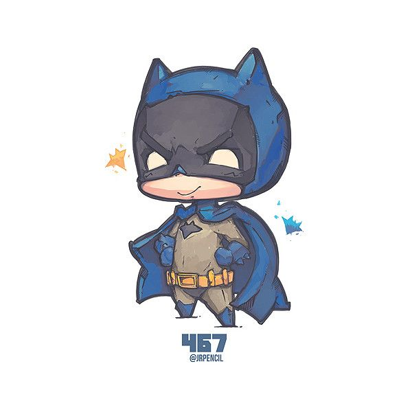 467 - Classic Batman, Jr Pencil on ArtStation at https://www.artstation.com/artwork/0OvEE