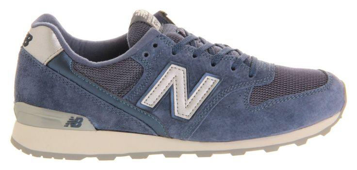 Comprar Tienda España New Balance Wr996 azul marino mujeres zapatillas Outlet baratas