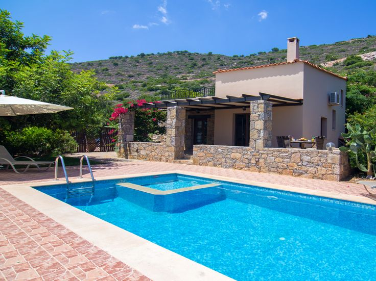 #Melidoni X #Village, a cluster of 5 beautifully and traditionally decorated #Villas with private pool, with nice views over Melidoni Village and cretan #mountains. Ready to #Book: http://www.cretetravel.com/hotel/melidoni-x-village/
