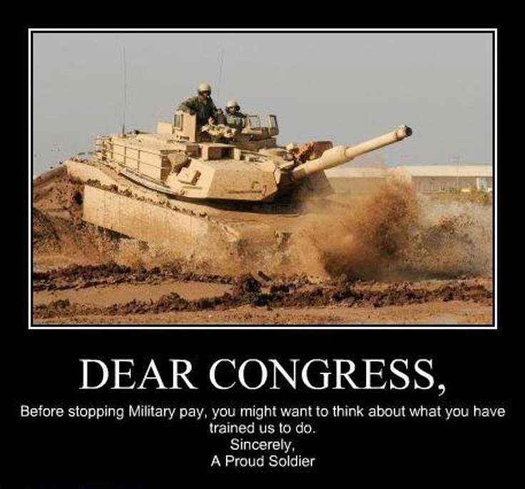.Soldiers, Military Humor, Dear Congress, Funny, God Blessed, Military Life,  Army Tanks,  Armours Combat Vehicle,  Armors Combat Vehicle'S