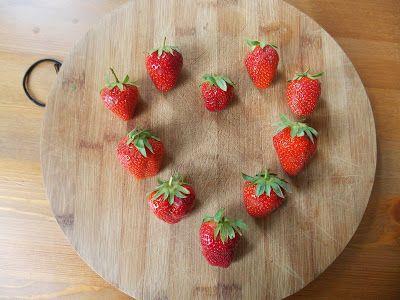 Erdbeer-Liebe