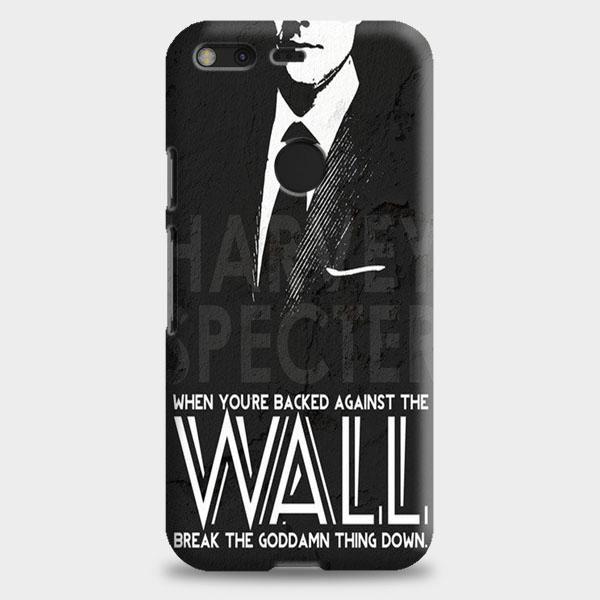 Suits Harvey Specter Quote Google Pixel XL 2 Case