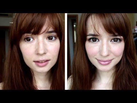 makijaż ekstremalnie powiększający oczy