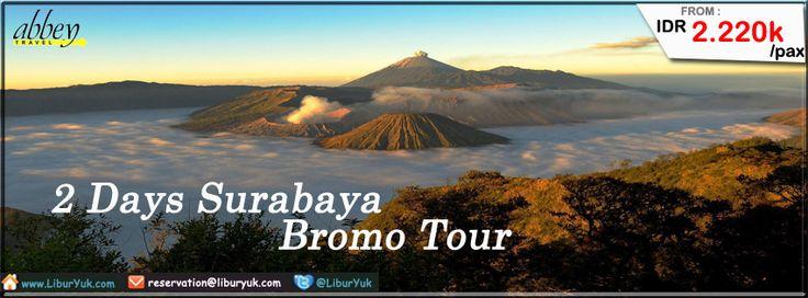 Anda ingin menikmati betapa indahnya matahari terbit dari #kawah #Gunung #Bromo?Yuk booking paket 2 Hari #Surabaya Bromo #Tour sekarang juga!  Dapatkan Special Paket tersebut dari #LiburYuk.com di http://liburyuk.com/promotional-package/book/03938491/2D/1N-Surabaya-Bromo-Tour #jalan2 #abbeytravel #holiday