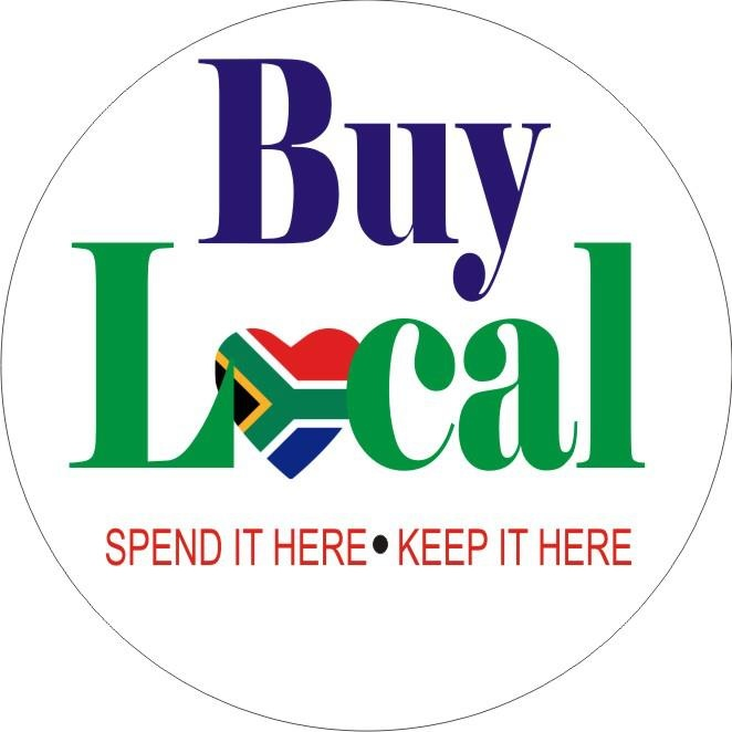 Local is Lekker! Promo to support locally produced goods.