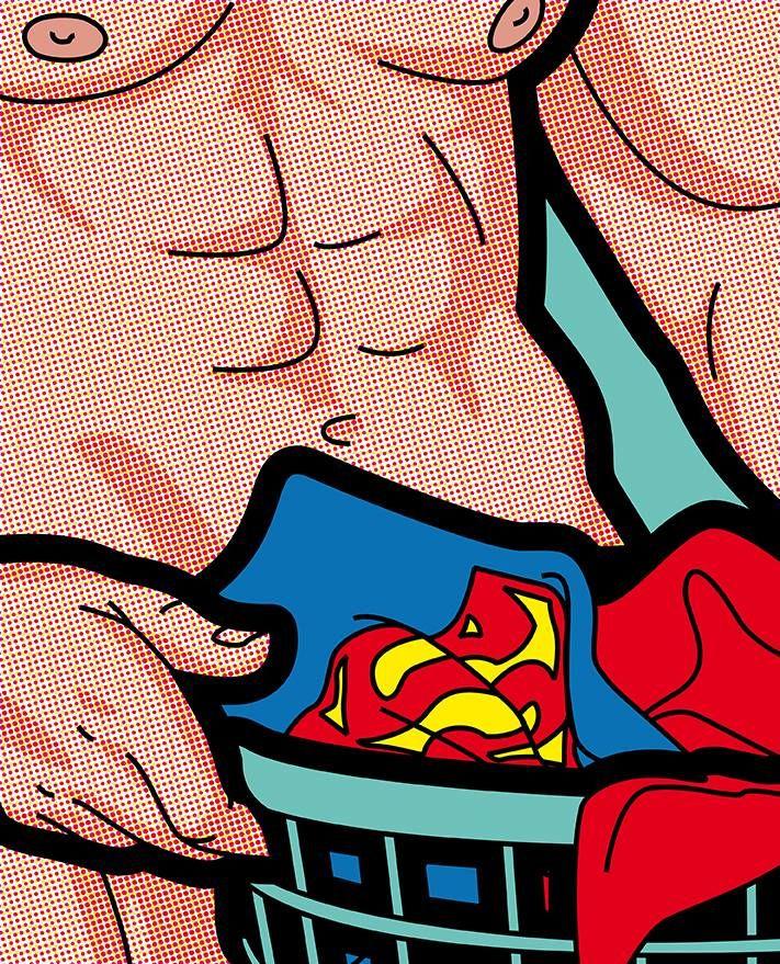 la vie secrète de superman