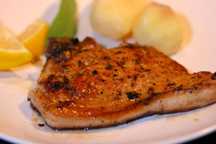 Norwegian Pork Chops