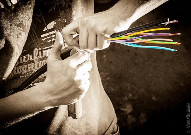 Octobre : La fibre optique arrive à Clermont!
