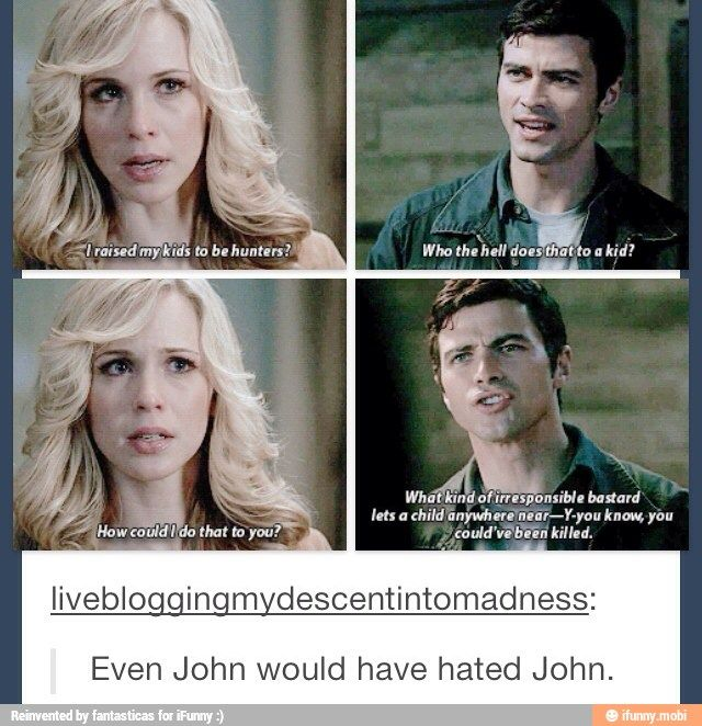 Wow. I've always tried to have sympathy for John, but this? JESUS! My heart!!!