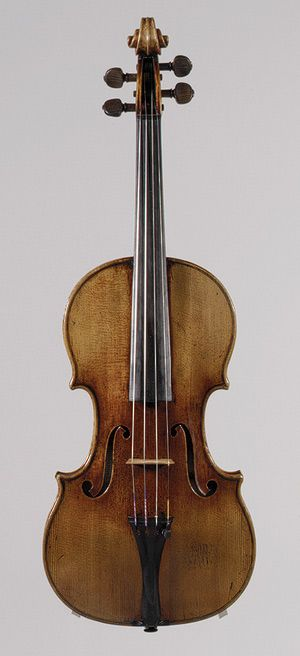 "Antonio Stradivari: Violin ""The Antonius"" (34.86.1) 