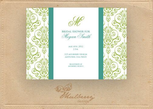 18 best invitation cards images on pinterest invitation cards custom formal invitation 5 x 7 diy printable by mulberrydesign22 1500 stopboris Image collections