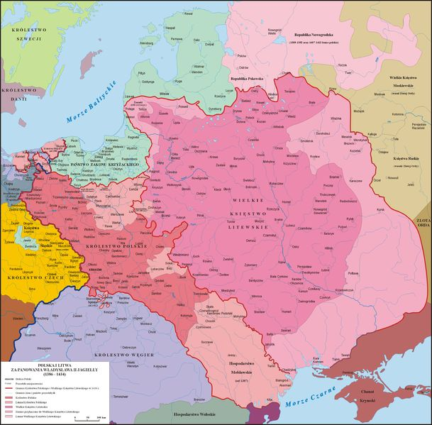 a history of lithuania in the high middle ages A history of europe during the middle ages including its people, rulers, government, culture, wars and contributions to modern civilization.