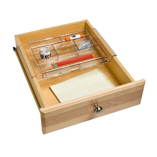 Leveling Drawer Slides : Best acrylic drawer organizer ideas on pinterest