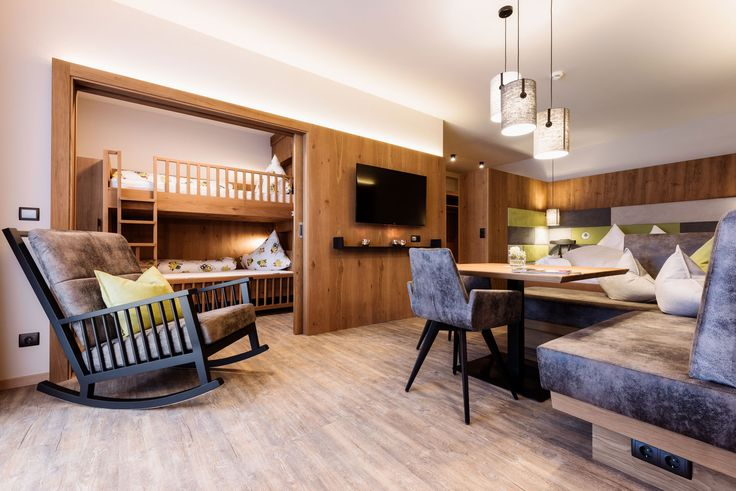 Rooms and Suites - St. Laurentius Family Hotel Fiss