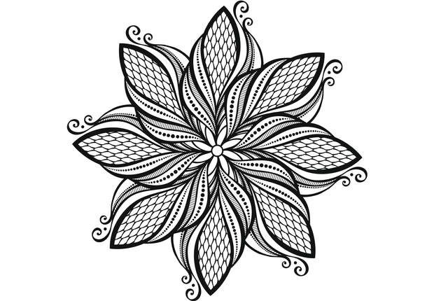 Coloriage gratuit à imprimer Imprimez ce coloriage.Accessible à tous, idéal pour se détendre, le coloriageséduit de plus en plus de monde. Suivez nos conseils en vidéopour vous y mettre, et découvrez d'autres motifs végétauxouethniques, desarabesquesà imprimer gratuitement sur Prima.fr. Envie de dessiner? Découvrez le Zentangle, simple et spectaculaire.